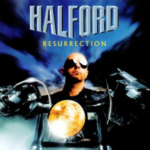Halford - Resurrection cover art