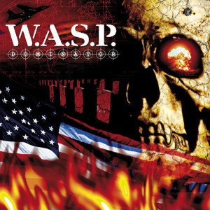 W.A.S.P. - Dominator cover art