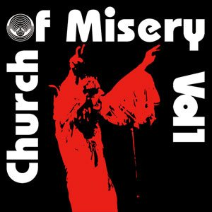 Church of Misery - Vol. 1 cover art