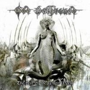 God Dethroned - The Lair of the White Worm cover art