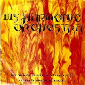 Disharmonic Orchestra - Mind Seduction cover art
