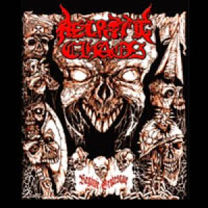 Necrotic Chaos - Regime Grotesque cover art