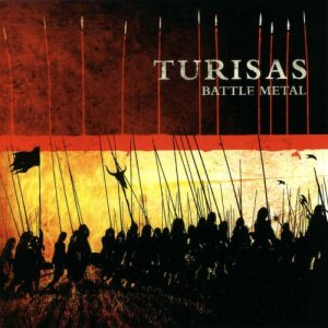 Turisas - Battle Metal cover art