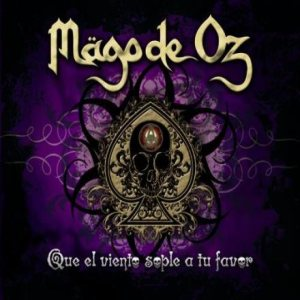 Mago De Oz - Que el viento sople a tu favor cover art