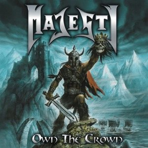 Majesty - Own the Crown cover art