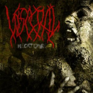 Visceral - Hecatombe cover art