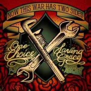 Saving Grace - Now This War Has Two Sides cover art
