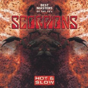 Scorpions - Hot & Slow: Best Masters of the 70's cover art
