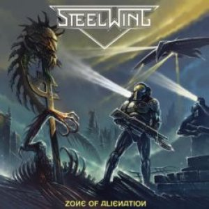 Steelwing - Zone of alienation cover art