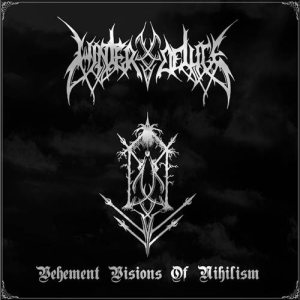 Winter Deluge - Vehement Visions of Nihilism cover art