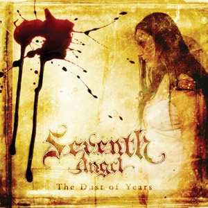 Seventh Angel - The Dust of Years cover art