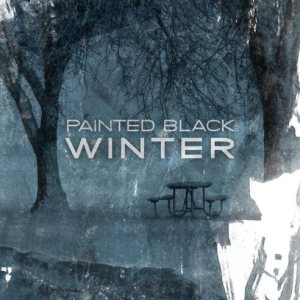 Painted Black - Winter cover art