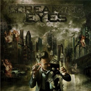 Screaming Eyes - Greed cover art