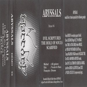 Abyssals - Demo'94 cover art