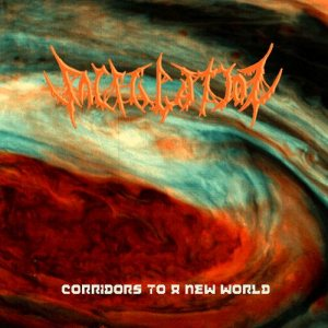 Vacillation - Corridors to a New World cover art