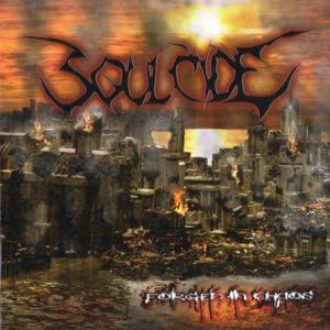 Soulcide - Forged in Chaos cover art