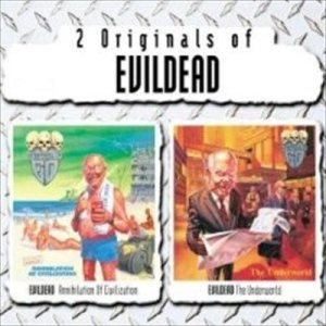 Evildead - 2 Originals of Evildead cover art