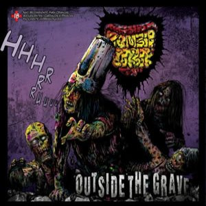 Zombie Cookbook - Outside the Grave cover art