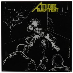 Attitude Adjustment - No More Mr. Nice Guy cover art