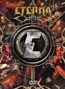 Eterna - Eterna Live! - DVD cover art