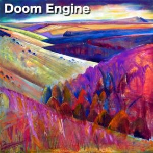 Doom Engine - Hill cover art