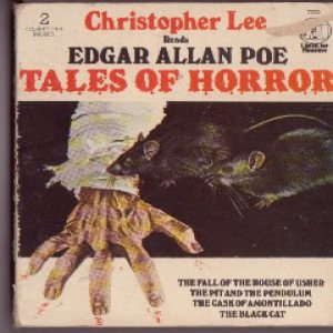 Christopher Lee - Christopher Lee Reads Edgar Allan Poe cover art