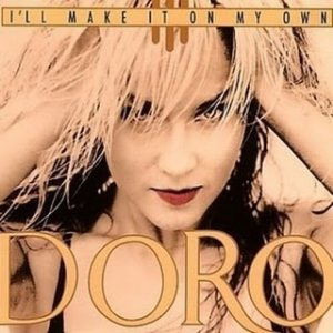 Doro - I'll Make It on My Own cover art