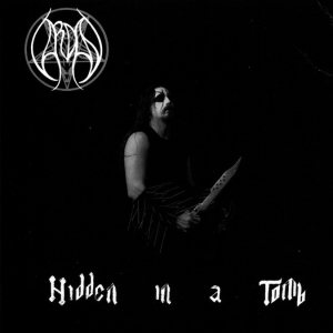 Vardan - Hidden in a Tomb cover art