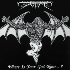 Gorefest - Where Is Your God Now... ? cover art
