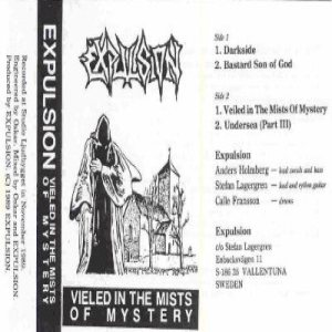 Expulsion - Veiled in the Mists of Mystery cover art