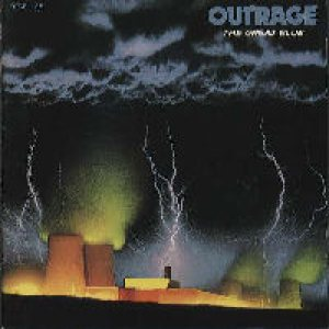 Outrage - The Great Blue cover art