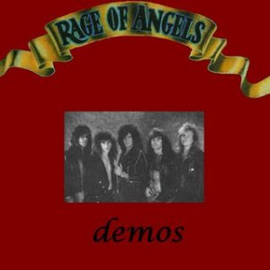 Rage of Angels - R.E.X. Demo cover art