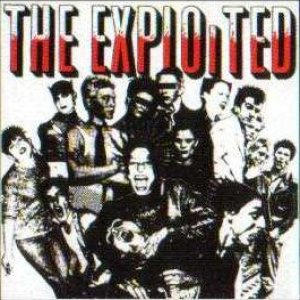 The Exploited - Exploited Barmy Army cover art