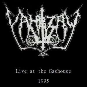Vahrzaw - Live at the Gashouse 1995 cover art