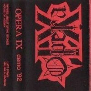 Opera Ix - Demo'92 cover art