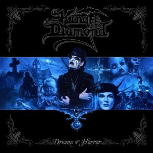 King Diamond - Dreams of Horror cover art