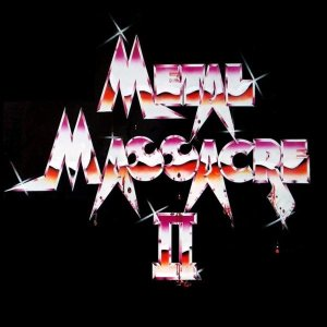 Various Artists - Metal Massacre II cover art