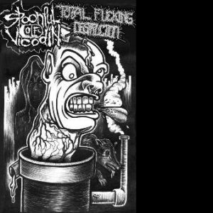 Total Fucking Destruction - Spoonful of Vicodin / Total Fucking Destruction cover art