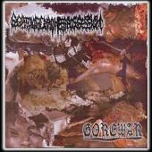 Scatologic Madness Possession - Scatologic Madness Possession / Gorewar cover art