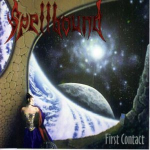 Spellbound - First Contact cover art