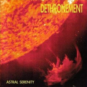 Dethronement - Astral Serneity cover art