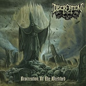 Discreation - Procreation of the Wretched cover art