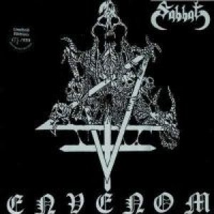 Sabbat - Envenom cover art