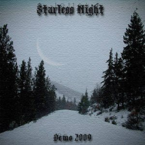 Starless Night - Demo 2009 cover art