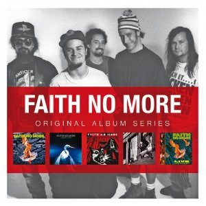 Faith No More - Original Album Series cover art