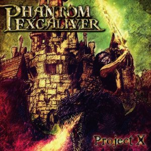 Phantom Excaliver - Project X cover art