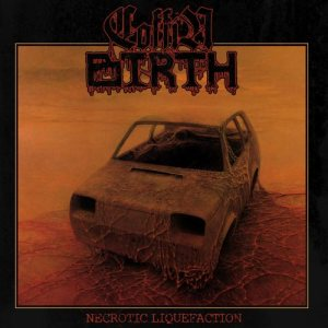 Coffin Birth - Necrotic Liquefaction cover art