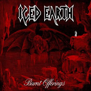 Iced Earth - Burnt Offerings cover art