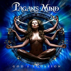 Pagan's Mind - God's Equation cover art