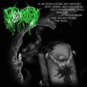 Wormphlegm - In an Excruciating Way... cover art